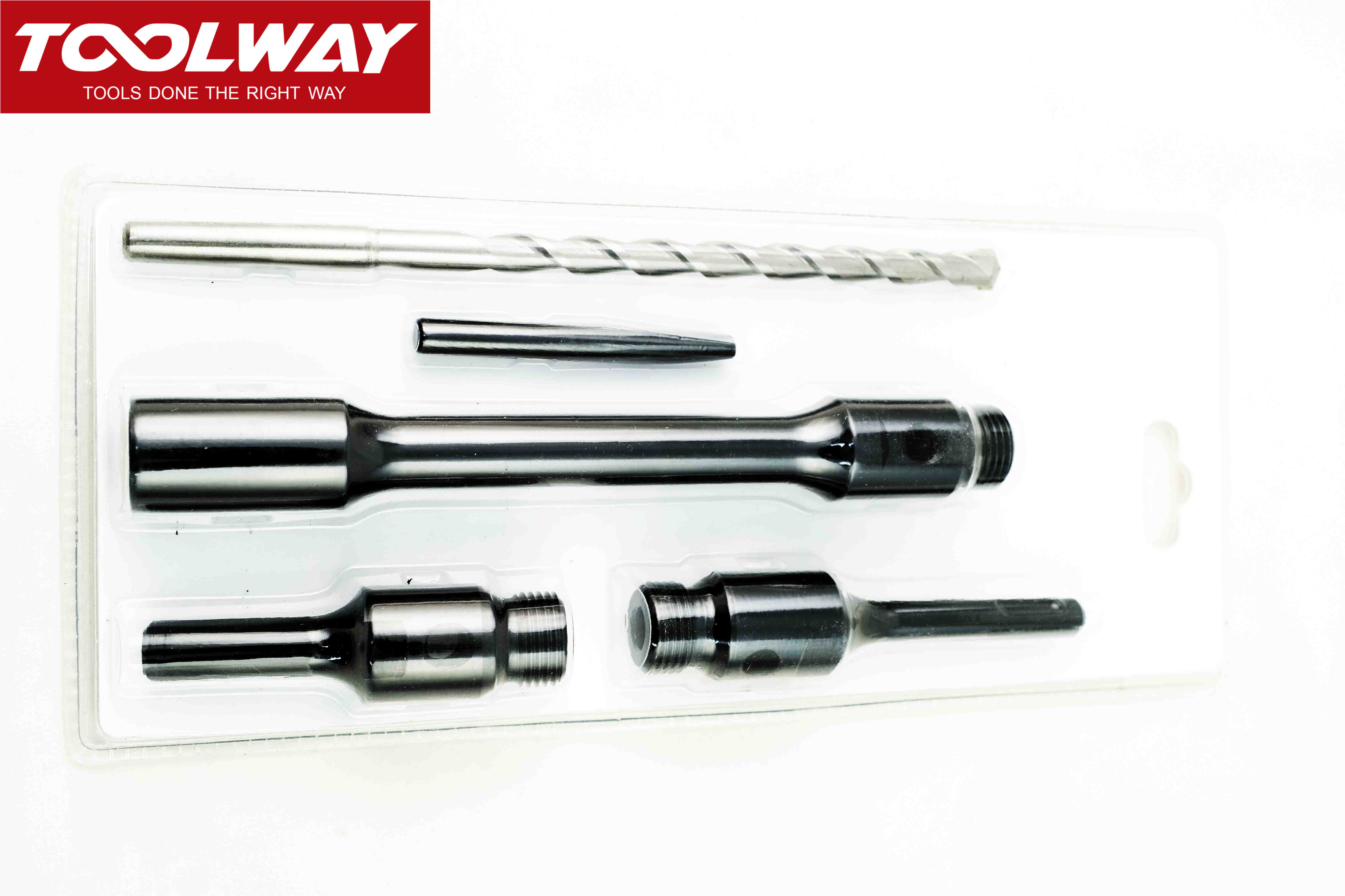 Hole Saw Accessories Set 5 Pc