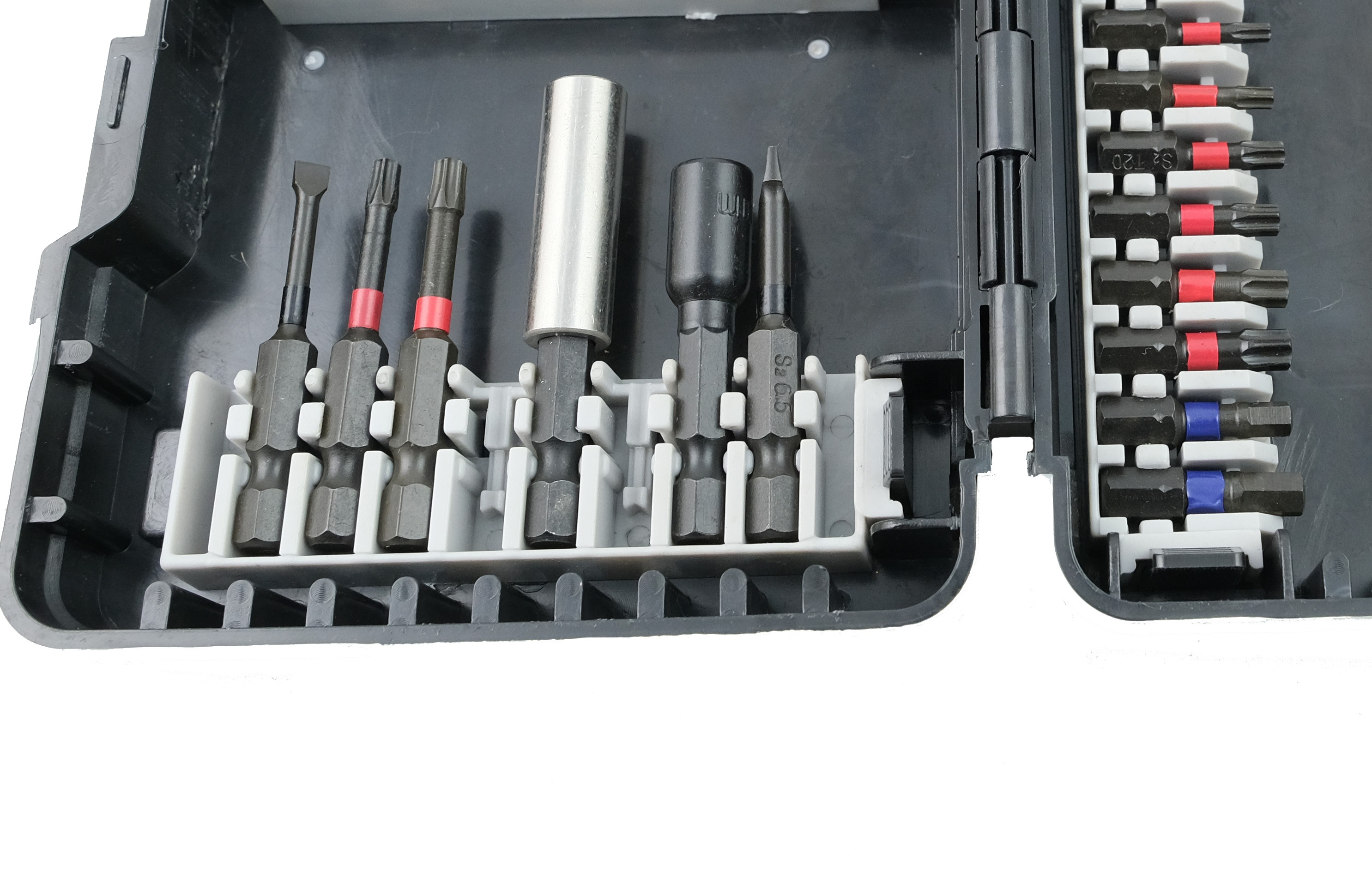 27pc SCREWDRIVER BIT Impact Bit Set