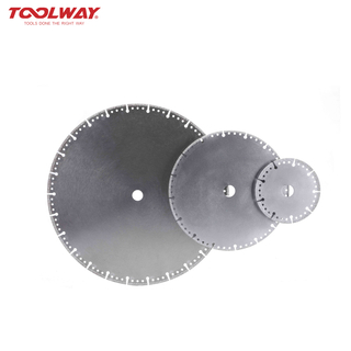 Vacuum Brazing Diamond Multifunction Saw Blade
